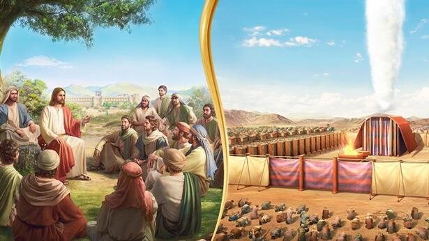 3. Ποια είναι η διαφορά μεταξύ του έργου του ενσαρκωμένου Θεού και του έργου του Πνεύματος;