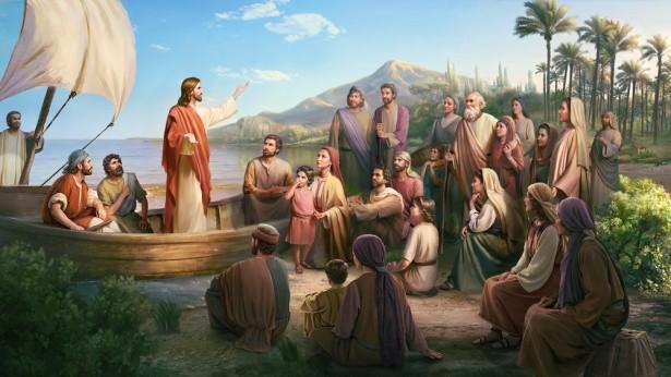 5. Ποιες είναι οι βασικές διαφορές μεταξύ του ενσαρκωμένου Θεού και εκείνων των ανθρώπων που χρησιμοποιεί ο Θεός;